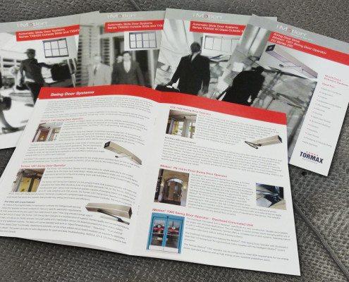 Tormax Brochures