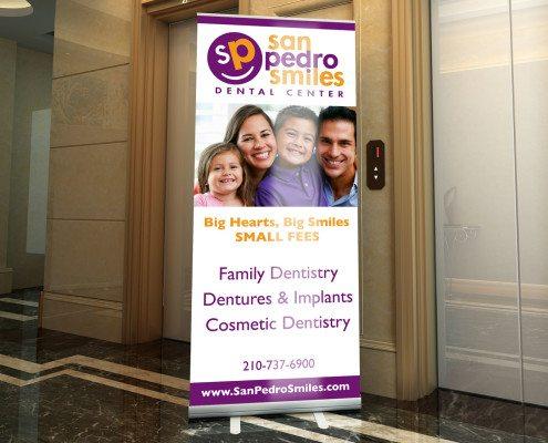 San Pedro Smiles Banner