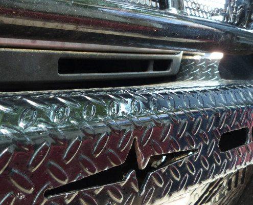Frontier Truck Gear Grille