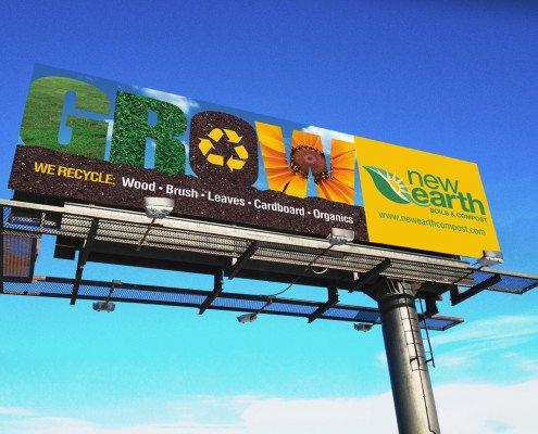 New Earth Billboard