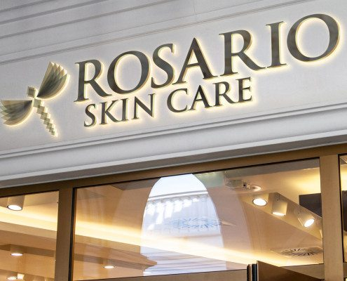 Rosario Skin Care Store Front