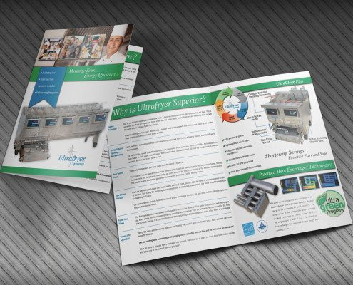 Ultrafryer Brochure